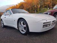 Porsche 944 Turbo (white) 1987