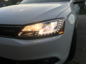 Jetta Turbocharged Hybrid 2014 - local - no accidents!