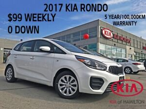 2017 Kia Rondo EX Premium | Low KM | Like New