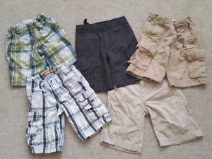 Boys shorts size 5-6, good condition, $25 obo