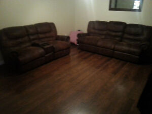 2 Piece Couch For Sale