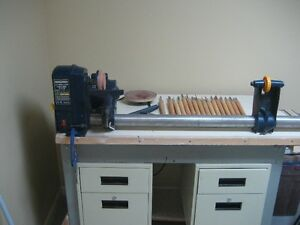 Hobby Wood Lathe for sale in Kelowna