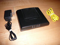 Thomson DCM475 cable modem
