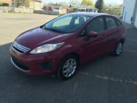 FORD FIESTA SEULEMENT 78000 KM