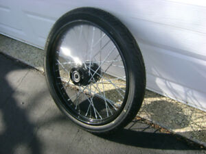 "Harley Davidson Softail or Dyna Wide Glide 21"" Wheel (new)"