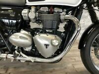 Triumph Bonneville T120 2016 **only 1509 miles** 1200cc