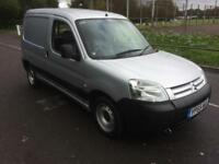 2005 Citroen Berlingo 1.9D 78,000 MILES COMPLETE WITH M.O.T AND WARRANTY