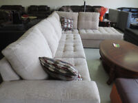 CLEARANCE!!! BIG SECTIONAL PERFECT FOR YOUR LIVING ROOM