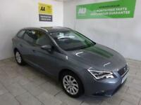 GREY SEAT LEON 1.6 TDI SE TECHNOLOGY DSG ***FROM £149 PER MONTH***