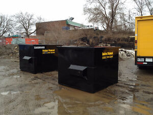 Best Rates-Dumpster-Bins-Waste Containers-Garbage Bin Rentals Kitchener / Waterloo Kitchener Area image 7