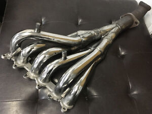 Stainless headers vr6/ collecteur d'admission vr6