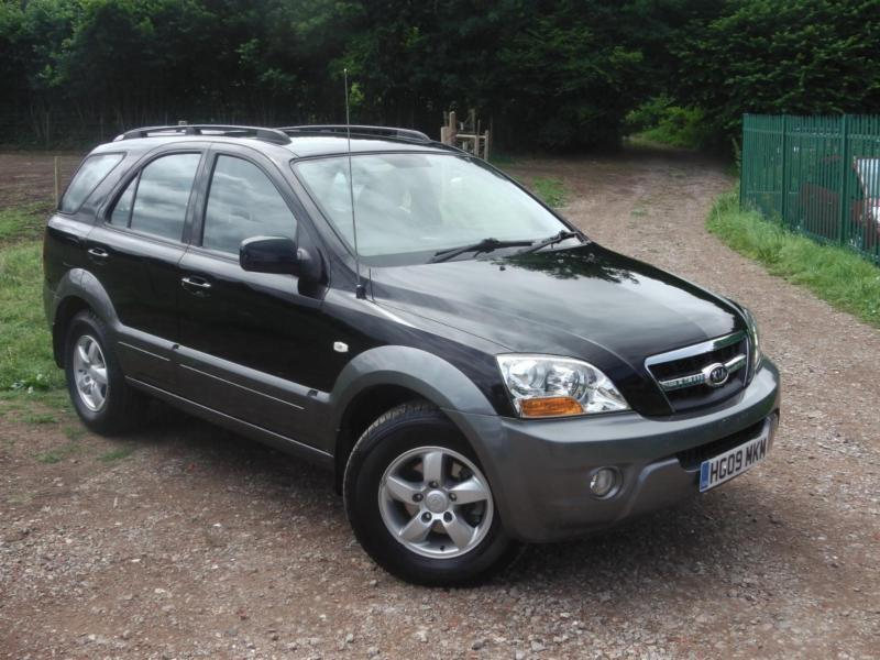 2009 kia sorento xe 4x4 4x4 diesel in saltford. Black Bedroom Furniture Sets. Home Design Ideas