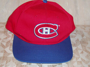 MONTREAL CANADIENS HOCKEY CAP West Island Greater Montréal image 1