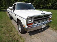 1989 Dodge Other Pickups Power Ram 150 Pickup Truck