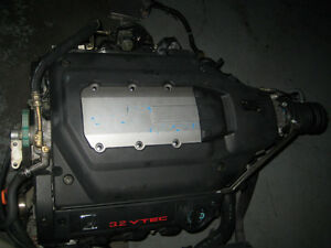 01 03 ACURA TL CL 3.2L V6 J32A TYPE S VTEC ENGINE AUTO TRANS JDM