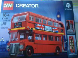 Lego Double Decker Bus