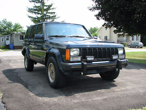 1990 Jeep Cherokee Limited
