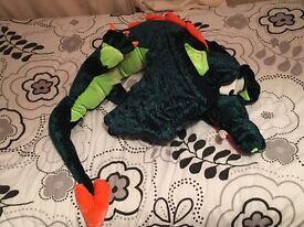Dragon Teddy