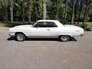 1964 Acadian Sport Deluxe.