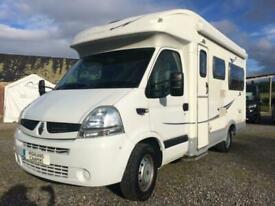 Used Lunar Xstar Renault Master Compact Coachbuilt