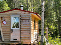 Wild Song Eco Cabin - A small affordable private retreat