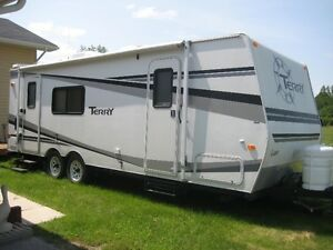 "25 ft ""TERRY""  Travel Trailer"