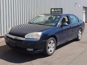 2005 Chevrolet Malibu THIS WHOLESALE CAR WILL BE SOLD AS TRAD...