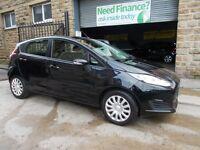 Ford Fiesta 1.5 TDCI STYLE (black) 2013