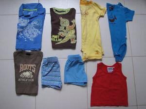 Vêtements d'été 6 mois