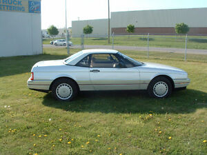 Cadillac Allante Convertible For Sale