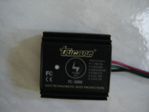 Electronic Anti-Rust Module for Cars/Trucks, Prevents Rust