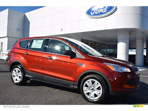 2016 Ford Escape sunset SUV, LEASE TAKEOVER. $1000 and 8 tyres West Island Greater Montréal image 1