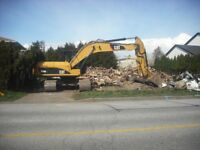 Excavating and Demolition Company