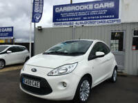 2009 59 FORD KA ZETEC 1.2 - 56,000 MILES FSH - 12 MONTHS MOT -SERVICED -WARRANTY
