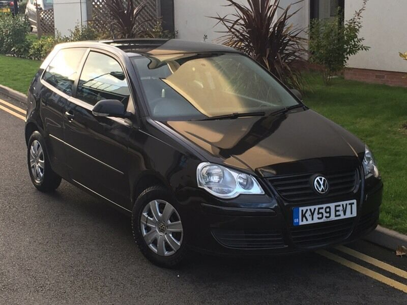 2010 VOLKSWAGEN POLO 1.2 S 3 DOOR MANUAL