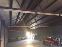 Storage facility for rent or free to charity