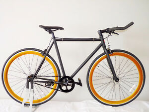 Velo fixie neuf cade 52/55/58 cm fix fixed gear bike
