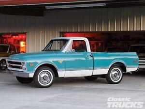 Look Look Look 67/68 c10 chevy truck