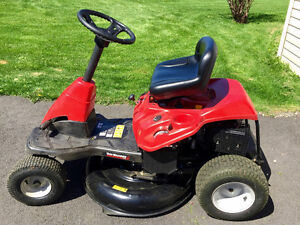 30'' Riding Lawn Mower - Used only a few times! Bought 09/2016