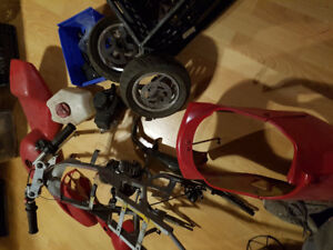 pocket bike for project or as a parts bike