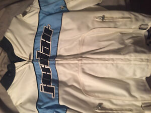 Jordan motorcycle jacket