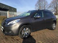 Peugeot 2008 1.6 BlueHDi 100 Style Left Hand Drive(LHD)