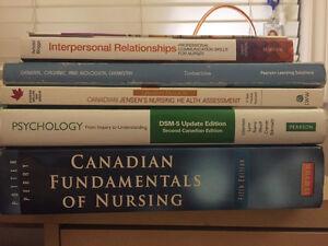 First Year Nursing Textbooks