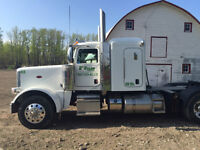 2015 Peterbilt For Hire