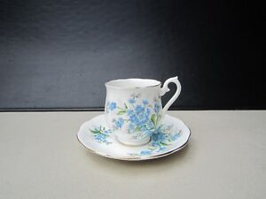 ROYAL ALBERT FORGET-ME-NOT CHINA FOR SALE! Kawartha Lakes Peterborough Area image 10