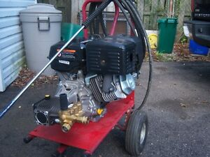 Gas Pressur Washer-Commercial grade