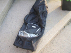 """BagBoy T-250 Golf Travel Bag with Wheels """"NEW"""""""