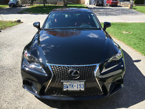 2015 Lexus IS 350 Sport 3 Sedan