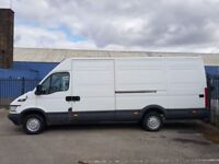 Van with Man for hire £35 p.h.
