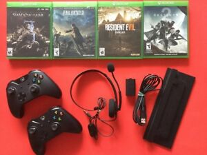 Casque, Manette, Shadow of War - Resident Evil 7...